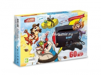 Денди  Dendy Chip and Dale 60-in-1